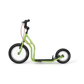 Yedoo New Wzoom New zelená + Reflexní sada 2 SportTeam (pásek, přívěsek, samolepky) - zelené v hodnotě 58 Kč + Doprava zdarma