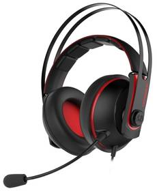 Asus Cerberus Gaming V2 (90YH015R-B1UA00) červený