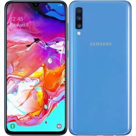 Samsung Galaxy A70 Dual SIM (SM-A705FZBUXEZ) modrý