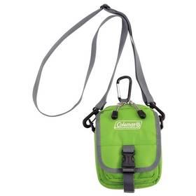Coleman ZOOM - (1L, zelená), 12 x 15 x 8,5 cm,160 g, vhodná na doklady, mobil, klíče