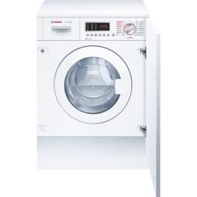 Bosch WKD28541EU bílá + Doprava zdarma