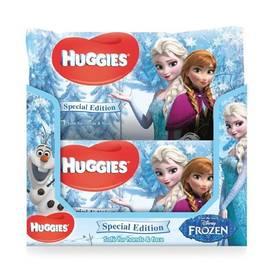 Obrúsky čistiace Huggies N'CARE Frozen 10x56ks