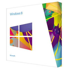 Microsoft Windows 8 CZ 32-bit (OEM) (WN7-00364)