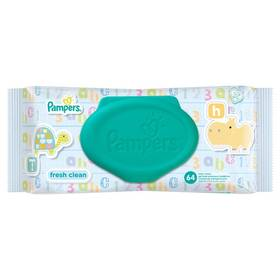 Pampers Baby Fresh clean 64ks