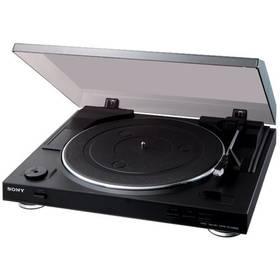 Sony PS-LX300USB (PSLX300USB.CEL) černý + Doprava zdarma