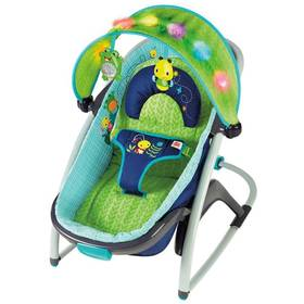 Bright Starts Light Up Lagoon Rocker Napper