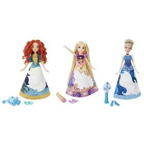 Hasbro Disney Princess s vybarovací sukní