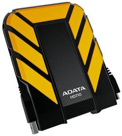 Externý pevný disk ADATA HD710 2TB (AHD710-2TU3-CYL) žltý