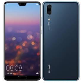Huawei P20 Dual SIM (SP-P20DSLOM) modrý