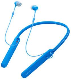 Sony WI-C400 (WIC400L.CE7) modrá + Doprava zdarma