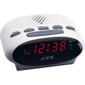 Lenco ICES ICR-210 bílý (vrácené zboží 8800045696)