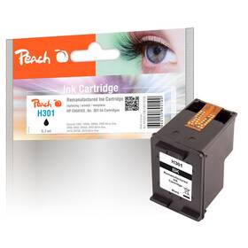 Peach HP 301,225 stran, kompatibilní (316238) černá (vrácené zboží 8800430270)