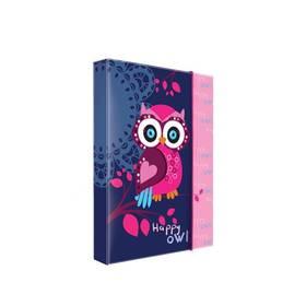 P + P Karton A4 Owl