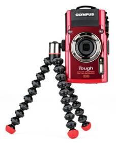 JOBY GorillaPod Magnetic 325 (E61PJB01506) černý/červený