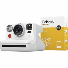 Polaroid Now a fotopapier biely