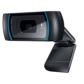 Logitech HD Webcam B910 (960-000684) černá + Doprava zdarma