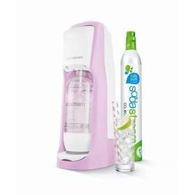 SodaStream Pastels JET PASTEL ROSE růžový + Doprava zdarma