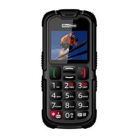MaxCom Strong MM910 Dual SIM (MM910BK) černý