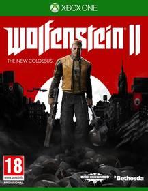 Bethesda Xbox One Wolfenstein II The New Colossus (5055856416951)