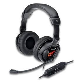 Headset Genius HS-G500V (31710020101) černý (vrácené zboží 8800017407)