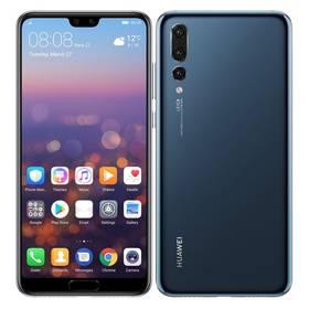 Huawei P20 Pro Dual SIM (SP-P20PDSLOM) modrý Fitness náramek Huawei Band 2 Pro - černý (zdarma)Osobní váha Huawei AH100 (zdarma)Software F-Secure SAFE, 3 zařízení / 6 měsíců (zdarma) + Doprava zdarma