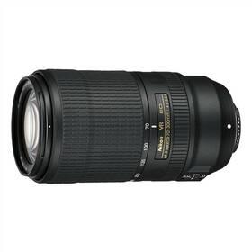 Nikon 70-300 mm f/4.5-5.6E ED VR AF-P čierny