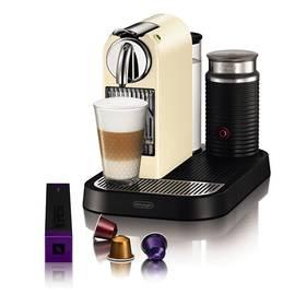 DeLonghi Nespresso Citiz EN266CW krémové + Doprava zdarma