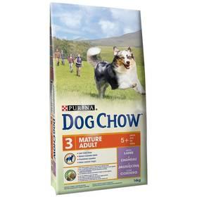 Purina Dog Chow Mature Adult jehněčí 14 kg + Doprava zdarma