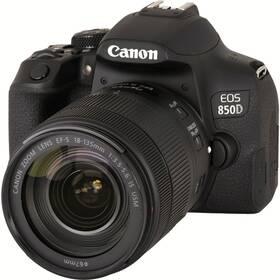 Canon EOS 850D + 18-135 IS USM (3925C020) černý