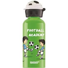 Sigg dětská Football Academy 0,4L zelená