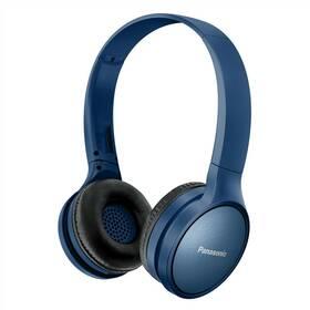 Panasonic RP-HF410BE-A (RP-HF410BE-A) modrá