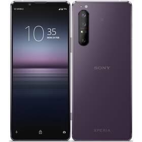 Sony Xperia 1.II (MTOSERXQAT051) fialový