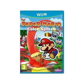Nintendo WiiU Paper Mario Color Splash (421901)