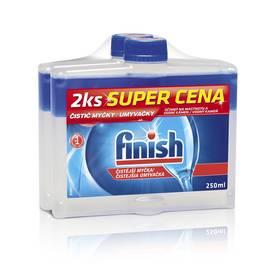 Čistič myčky FINISH 250 ml DUO