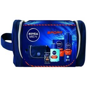Nivea Men Sport (voda po holení, gel na holení, deodorant)