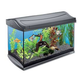 Akvárium Tetra AquaArt set 60l antracit sklo/plast