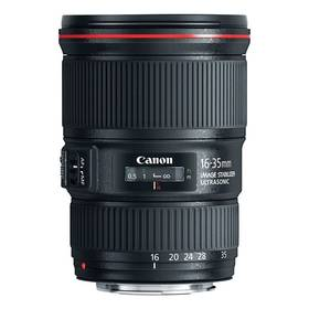 Canon EF 16-35mm f/4L IS USM černý