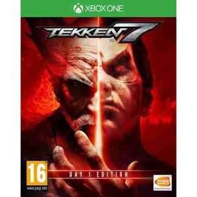 Bandai Namco Games Xbox One Tekken 7_Předobjednávka 2.6.2017 (CEX37201)