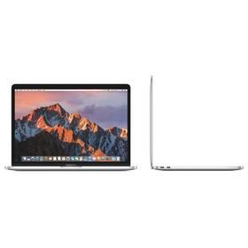 """Apple MacBook Pro 13"""" s Touch Bar 256 GB - Silver (MPXX2CZ/A) Software F-Secure SAFE, 3 zařízení / 6 měsíců (zdarma) + Doprava zdarma"""