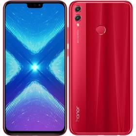 Honor 8X 128 GB Dual SIM (51092YAD) červený