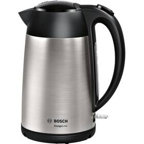 Bosch DesignLine TWK3P420 černá/nerez
