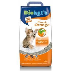 Gimpet Biokat´s Orange 10 kg