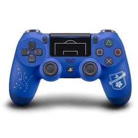Sony Dual Shock 4 pro PS4 v2 PlayStation FC (PS719867968) modrý