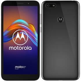 Motorola Moto E6 Play Dual SIM (PAHB0003PL) černý