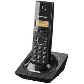 Panasonic KX-TG1711FXB (KX-TG1711FXB) čierny