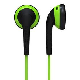 SoundMAGIC EP10 černá/zelená
