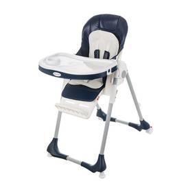 Baby Sky Jídelní židlička Baby Sky Dalia blue