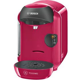 Bosch Tassimo VIVY TAS1251 růžové Kapsle Jacobs Krönung Cappuccino Tassimo (zdarma)