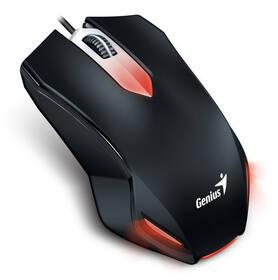 Genius GX Gaming X-G200 (31040034102) černá