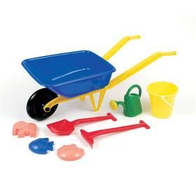 Dětská kolečka FRABAR s nádobíčkem - plast